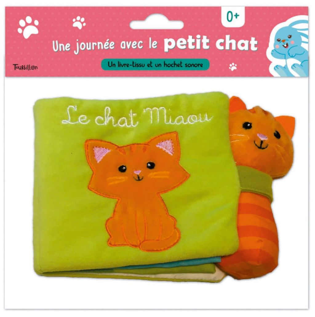 Couverture de « Le chat Miaou »