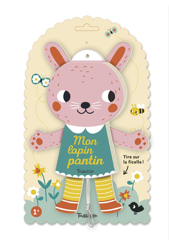 Couverture de «Mon lapin pantin»