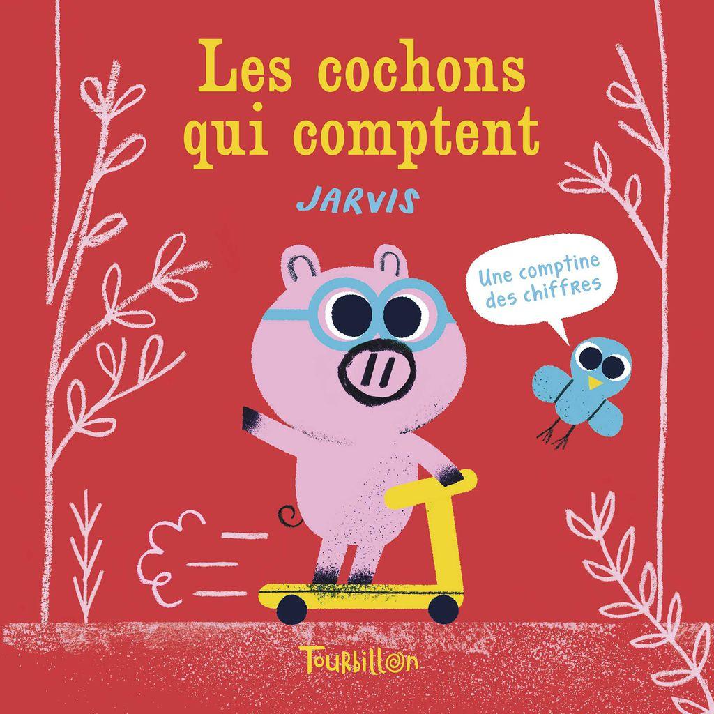 Couverture de «Les cochons qui comptent»