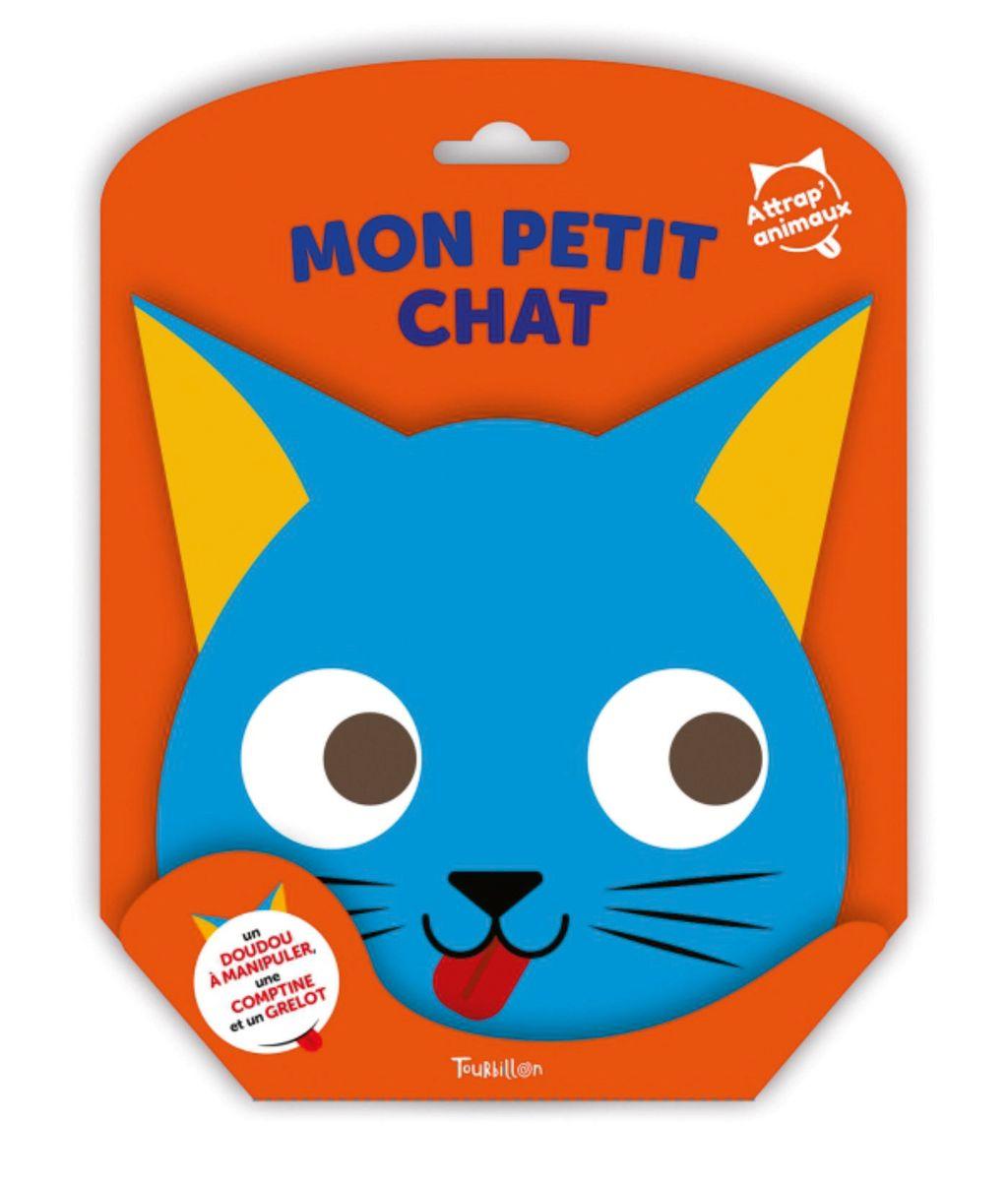 Couverture de «Attrap'Animaux – Mon petit chat»