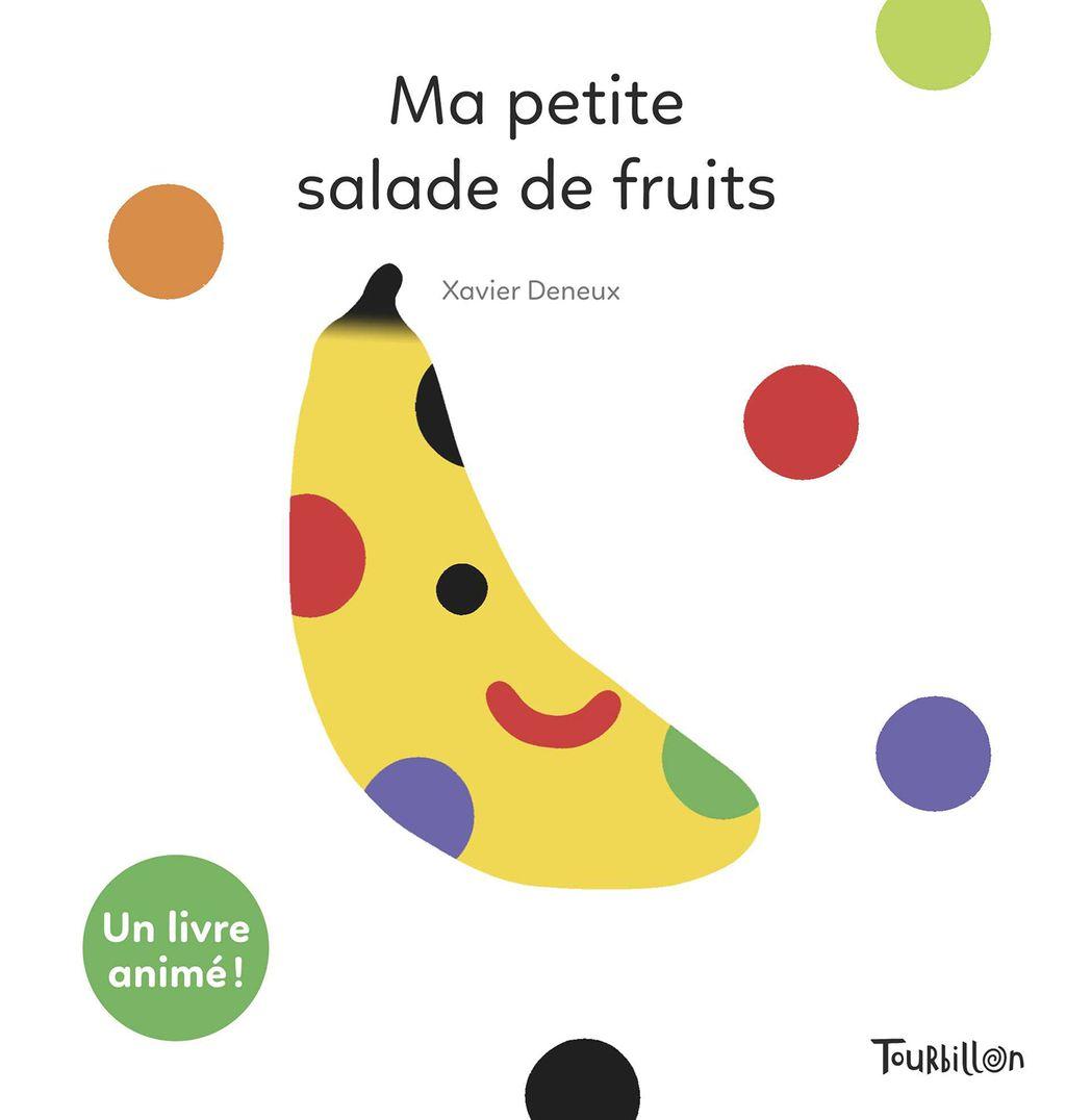 Couverture de «Ma petite salade de fruits»