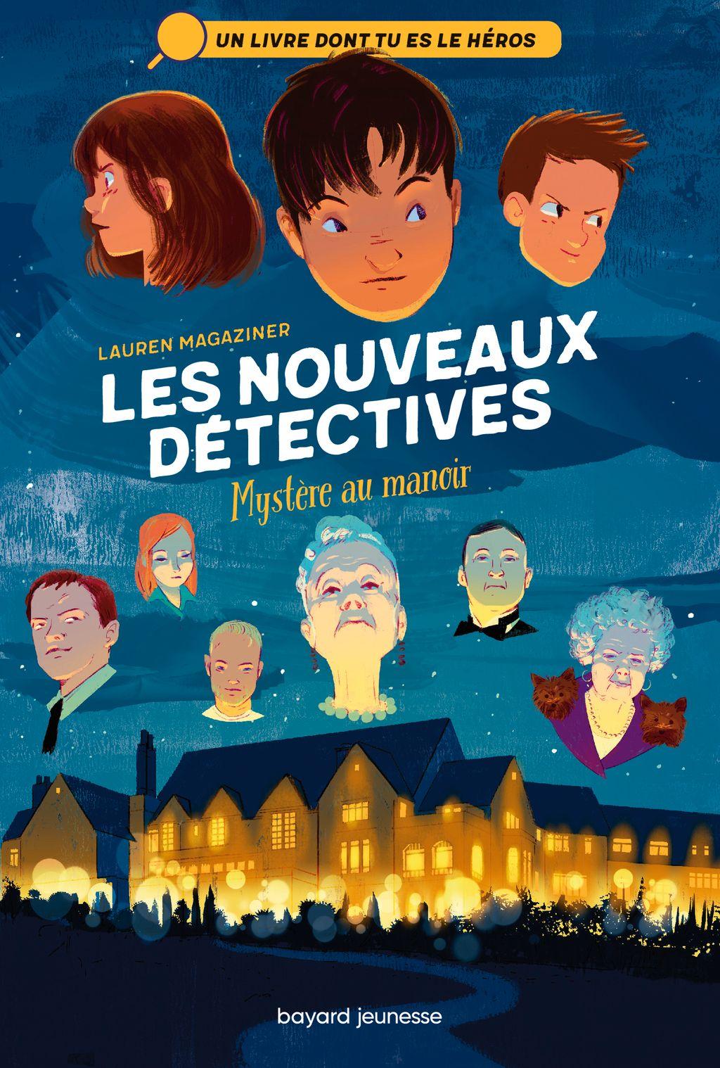 Couverture de «Les nouveaux détectives»