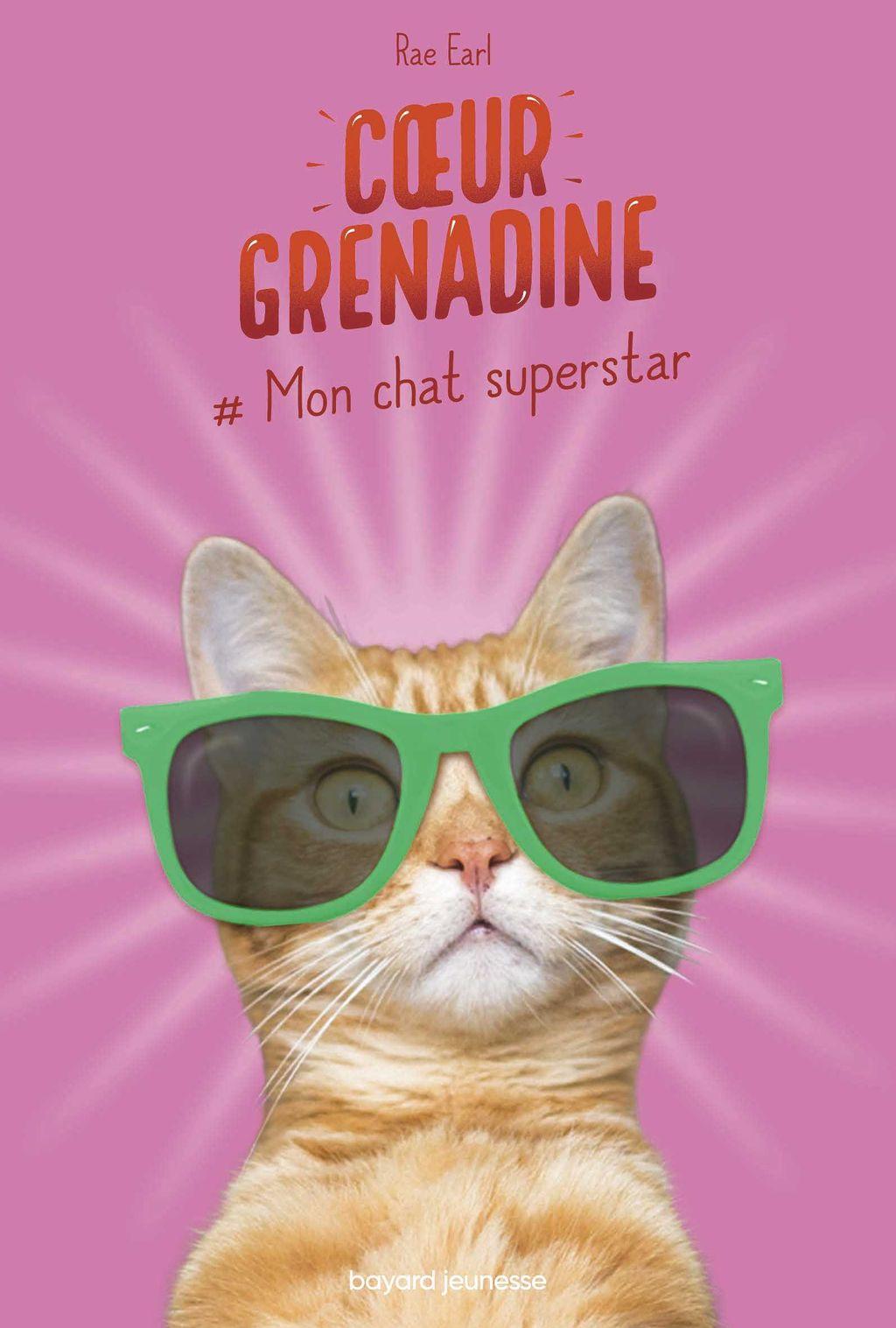 Couverture de «# Mon chat superstar»