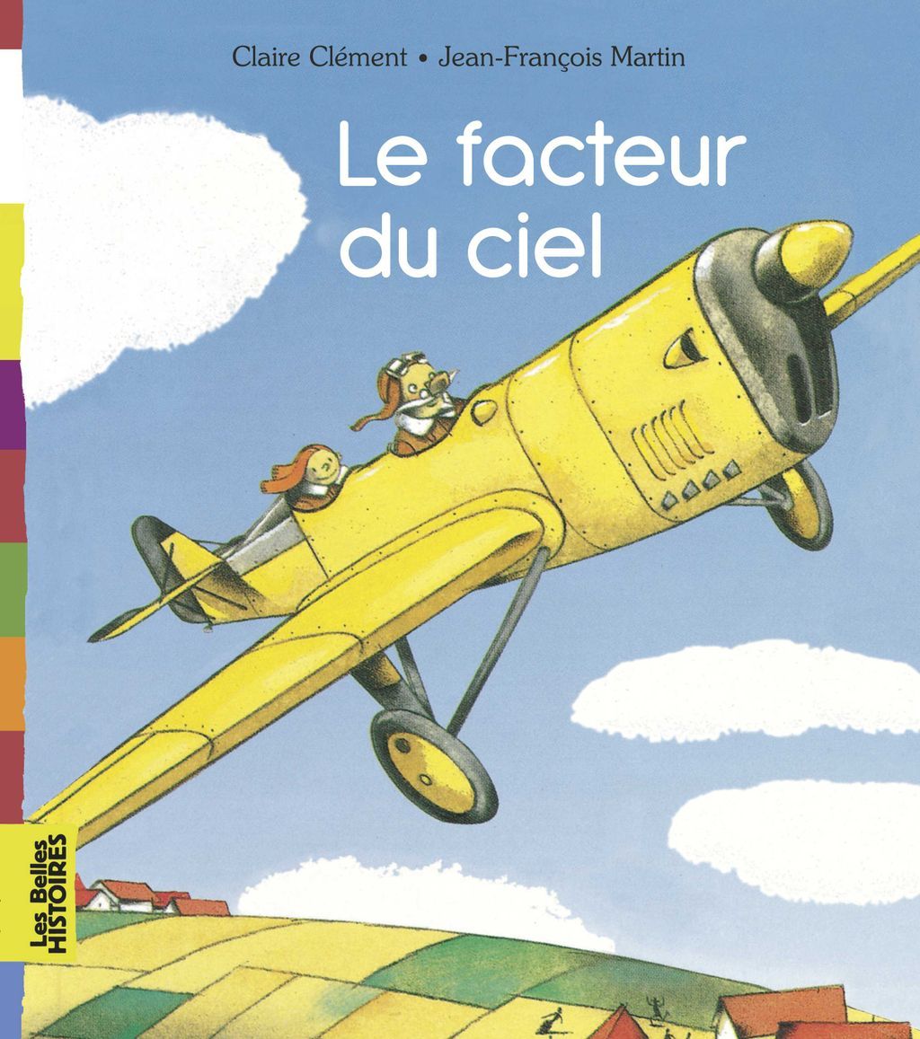 «Le facteur du ciel (NE)» cover