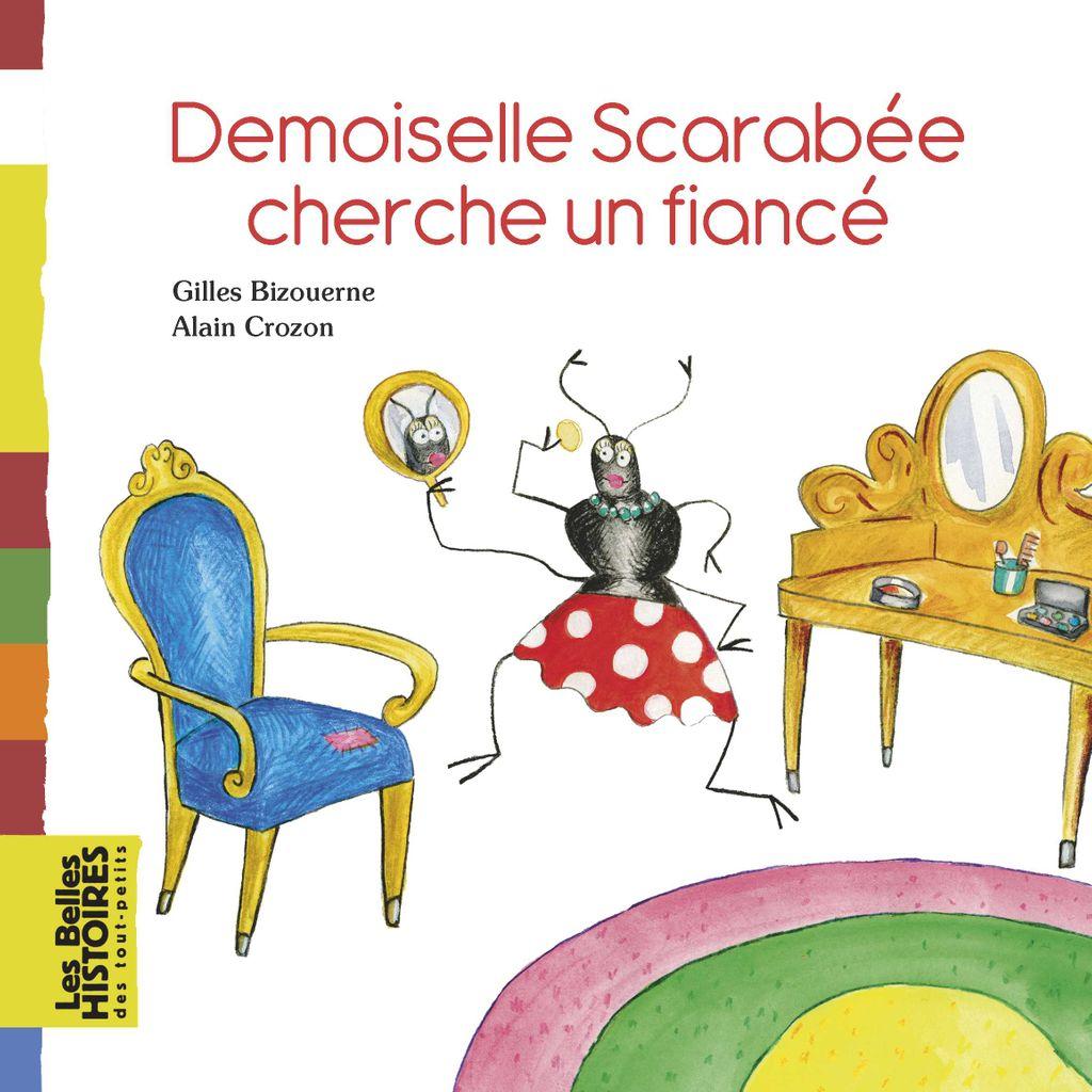 Couverture de «Demoiselle Scarabée cherche un fiancé»