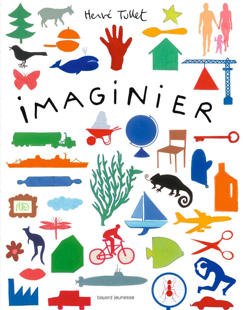 Couverture de «Imaginier»