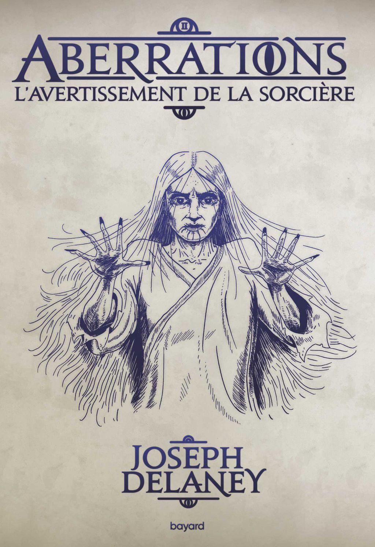 Couverture de «L'Avertissement de la sorcière»