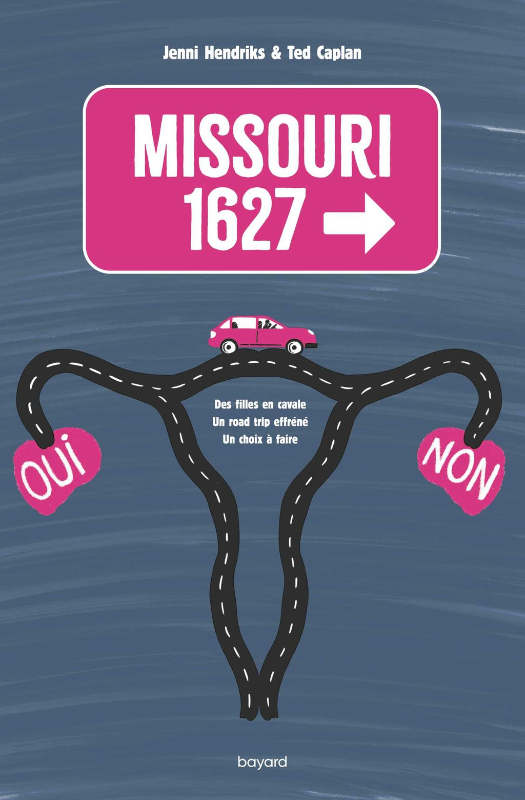 Couverture de «Missouri 1627»