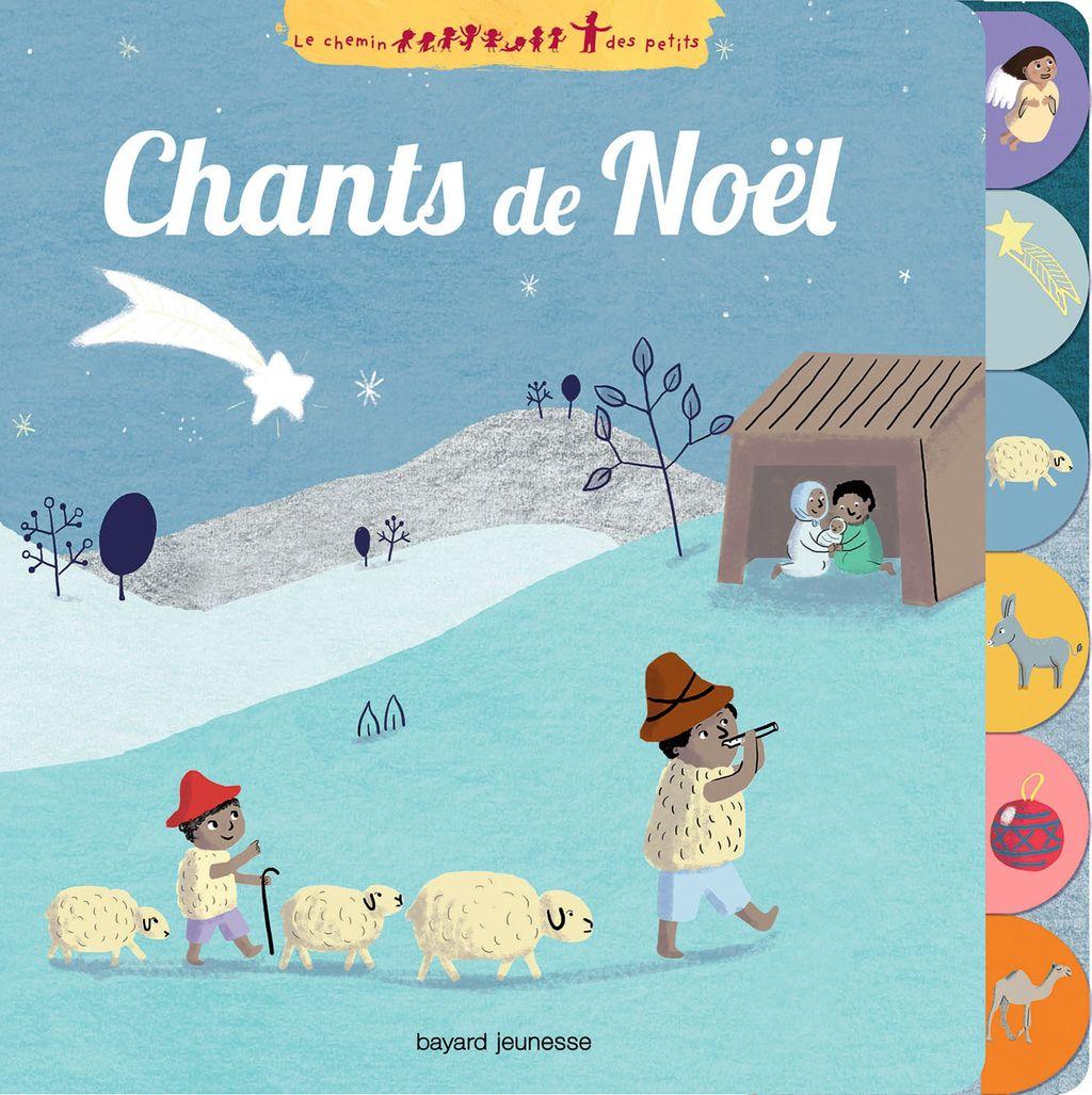 Couverture de «Chants de Noël  (Livre sonore) NE»