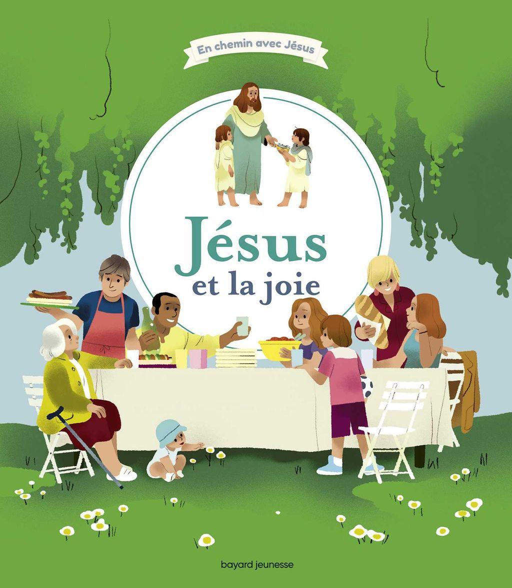 Couverture de «Jésus et la joie»