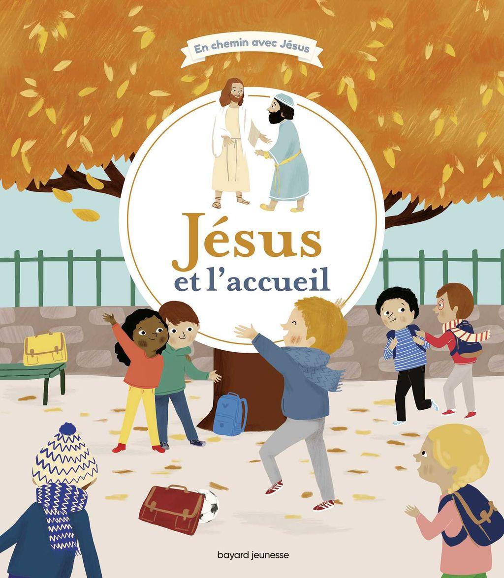 Couverture de «Jésus et l'accueil»