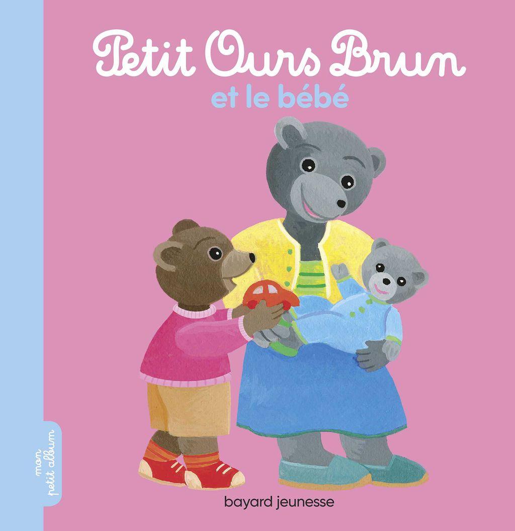 Couverture de «Petit Ours Brun et le bébé»