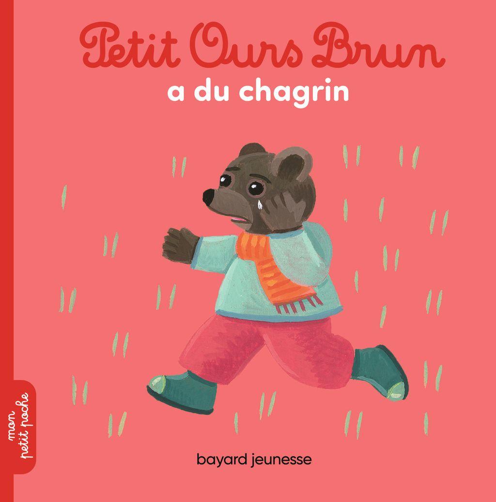 Couverture de «Petit Ours Brun a du chagrin»
