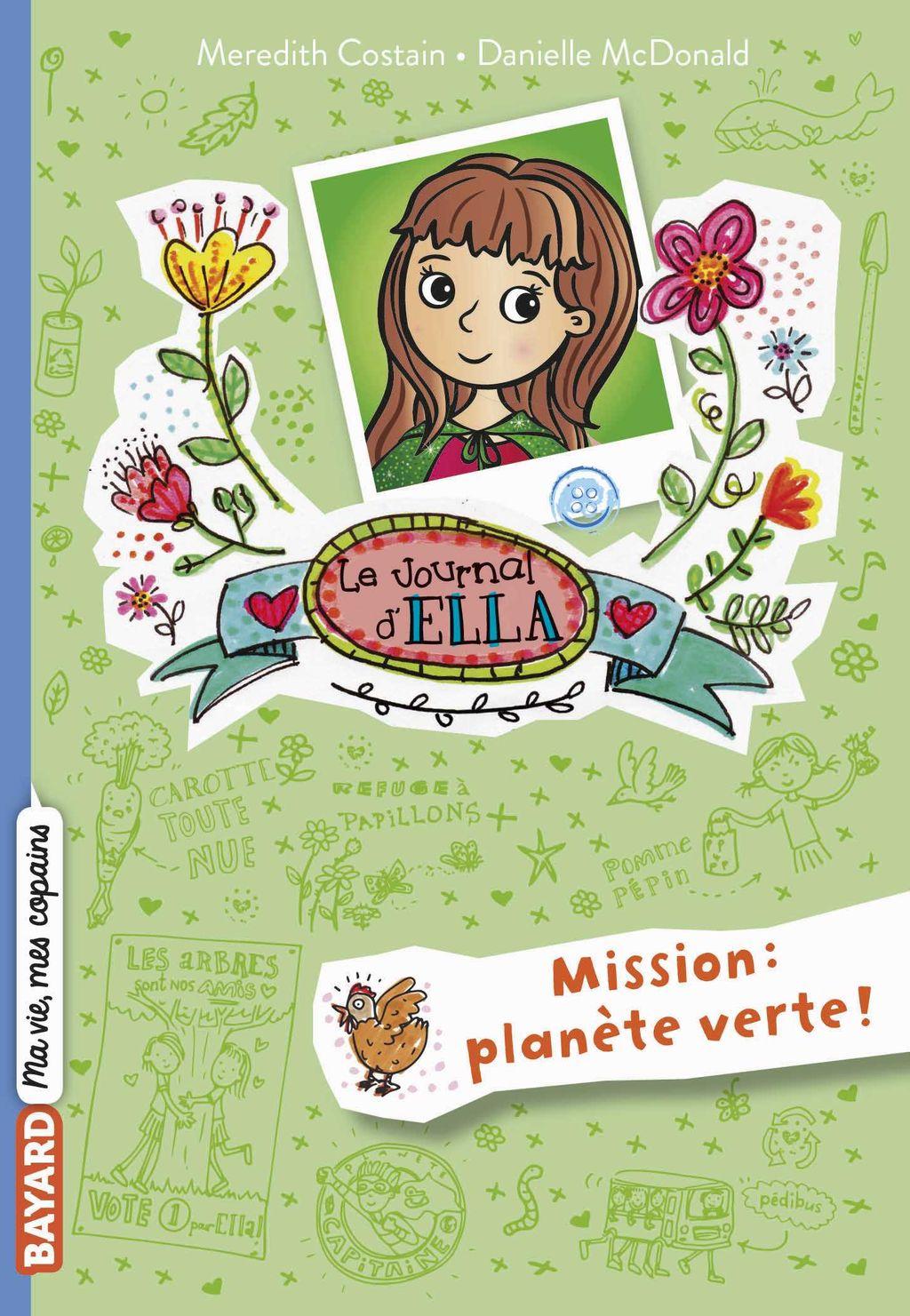 Couverture de «Mission Planète Verte !»