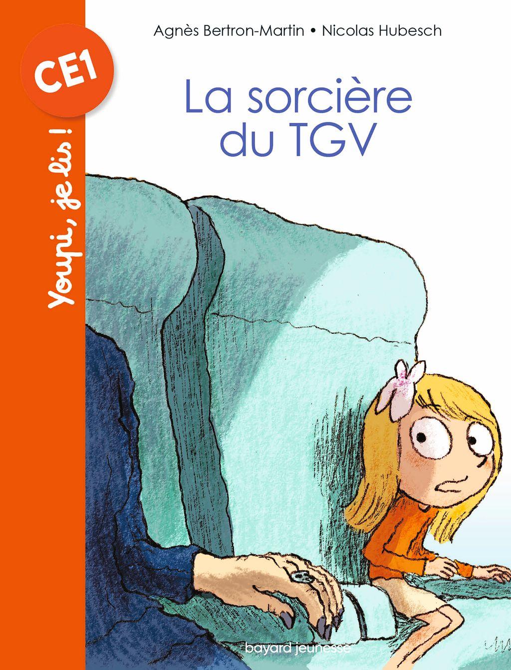 Couverture de «La sorcière du TGV»