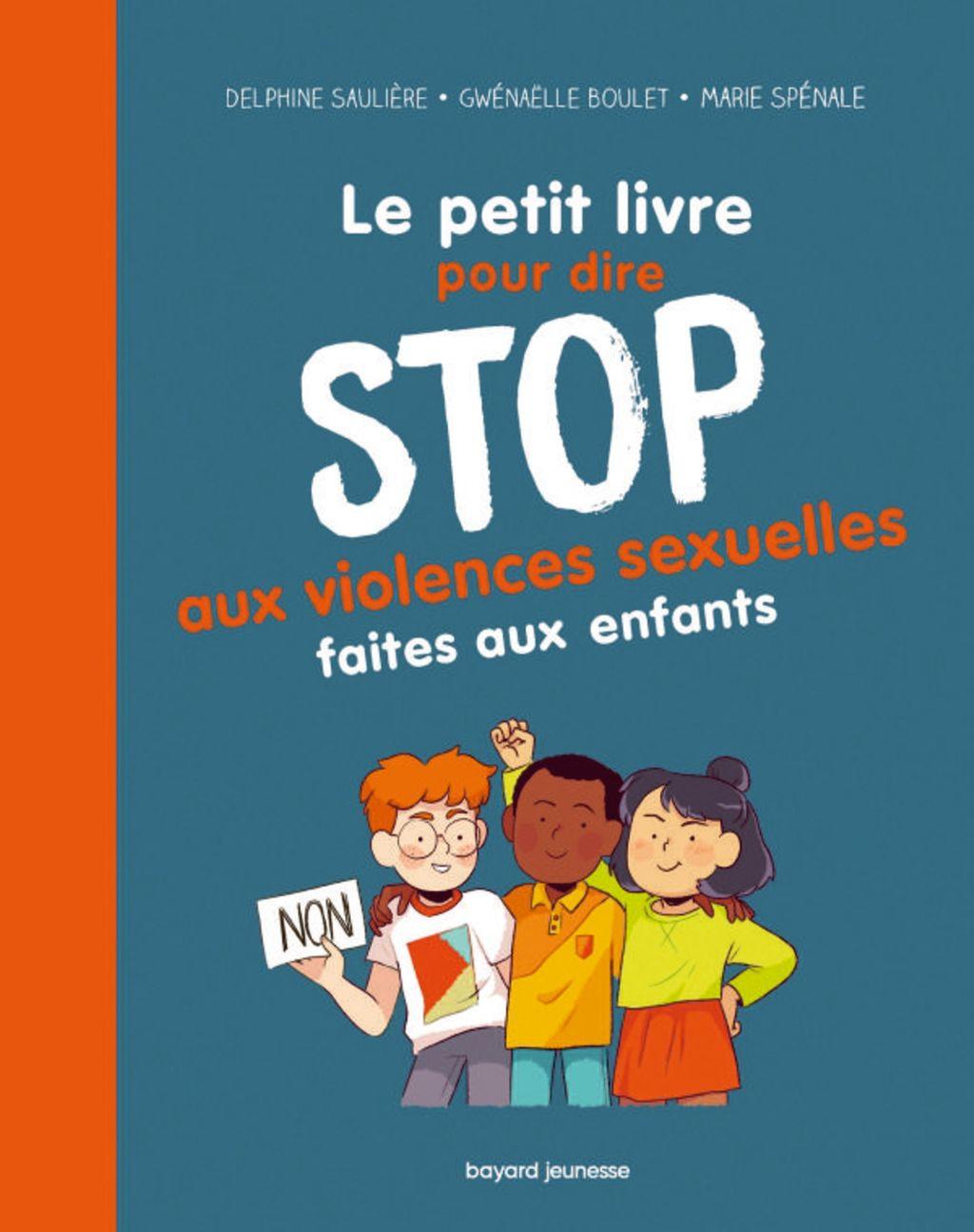 Couverture de «Stop aux violences sexuelles faites aux enfants»