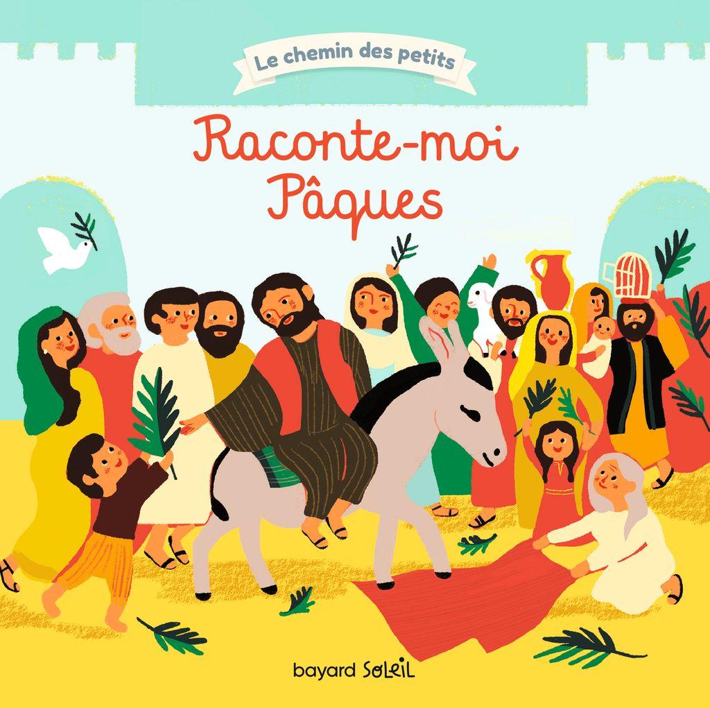 Couverture de «Raconte-moi Pâques»