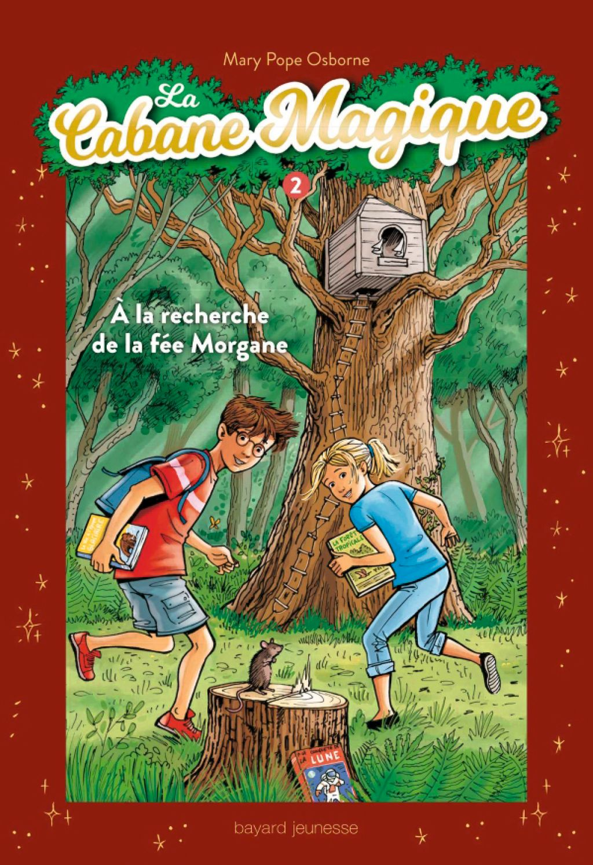 Couverture de «La Cabane Magique : À la recherche de la fée Morgane – Compilation des tomes 5 à 7 – Collector»