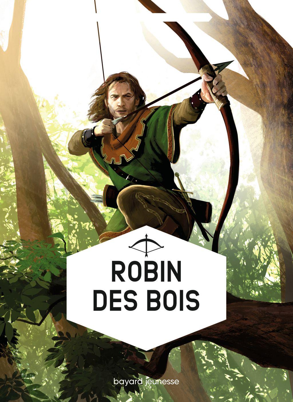 Couverture de «Robin des bois»