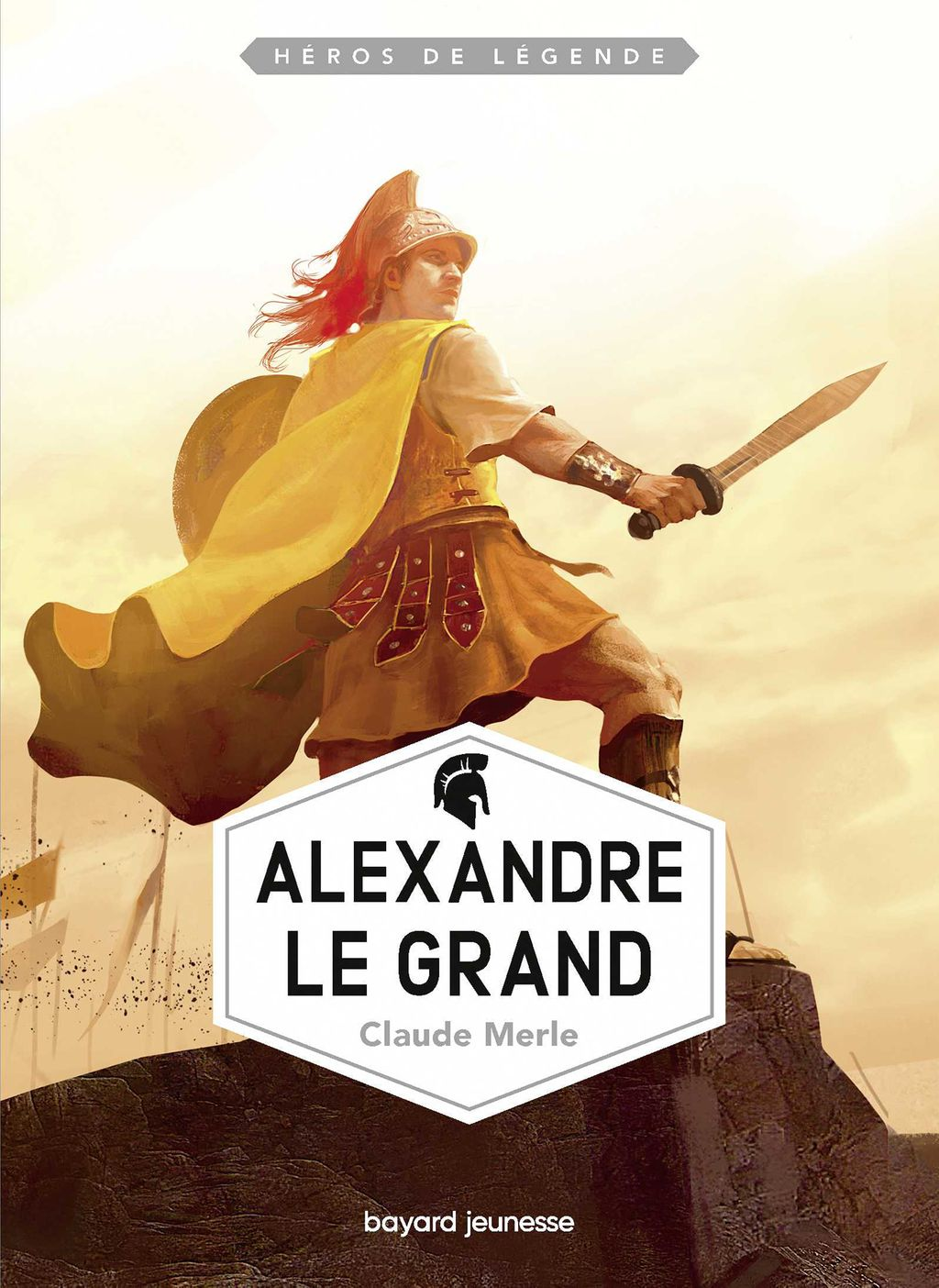 Couverture de « Alexandre le Grand »