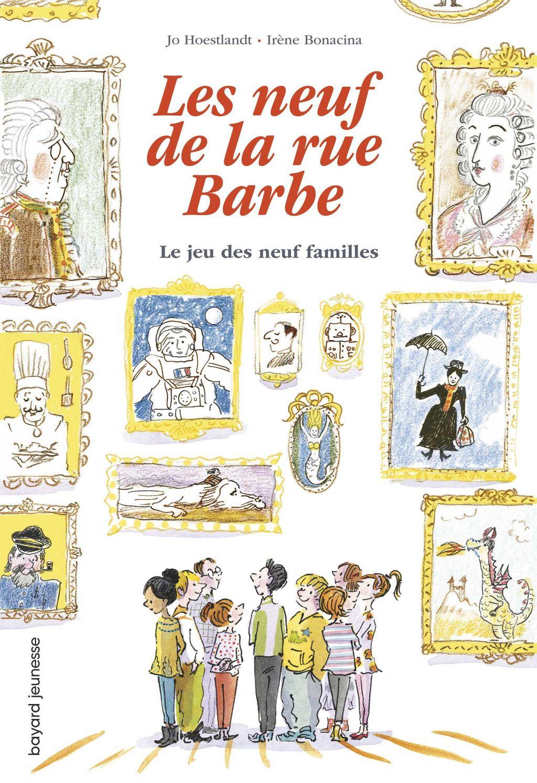 Couverture de «Le jeu des neuf familles»