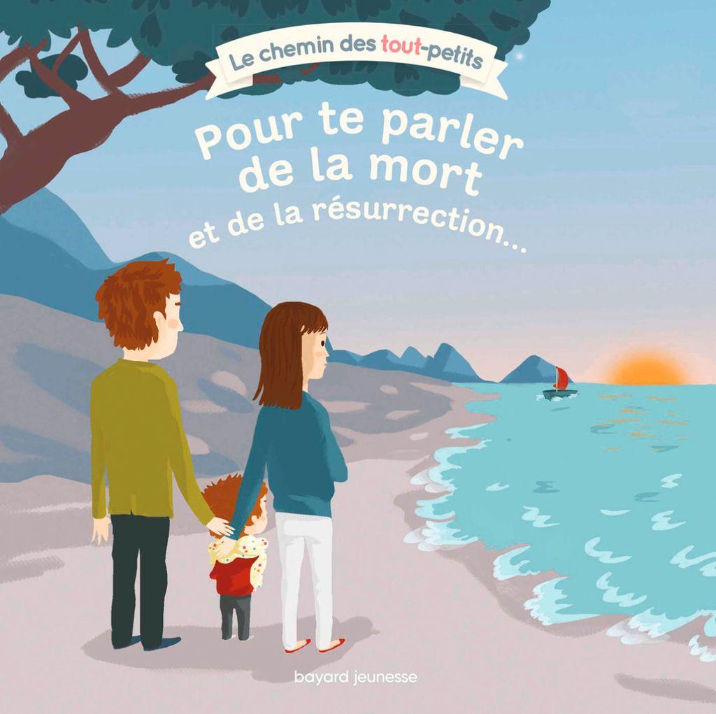 Couverture de «Pour te parler de la mort et de la résurrection…»