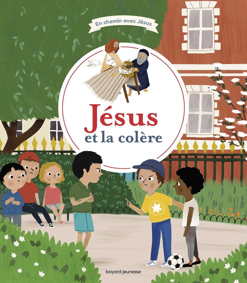 «Jésus et la colère» cover