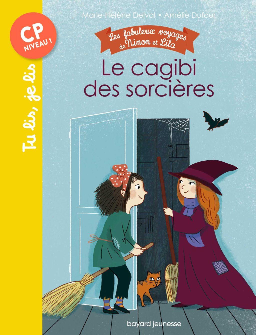 «Le cagibi des sorcières» cover