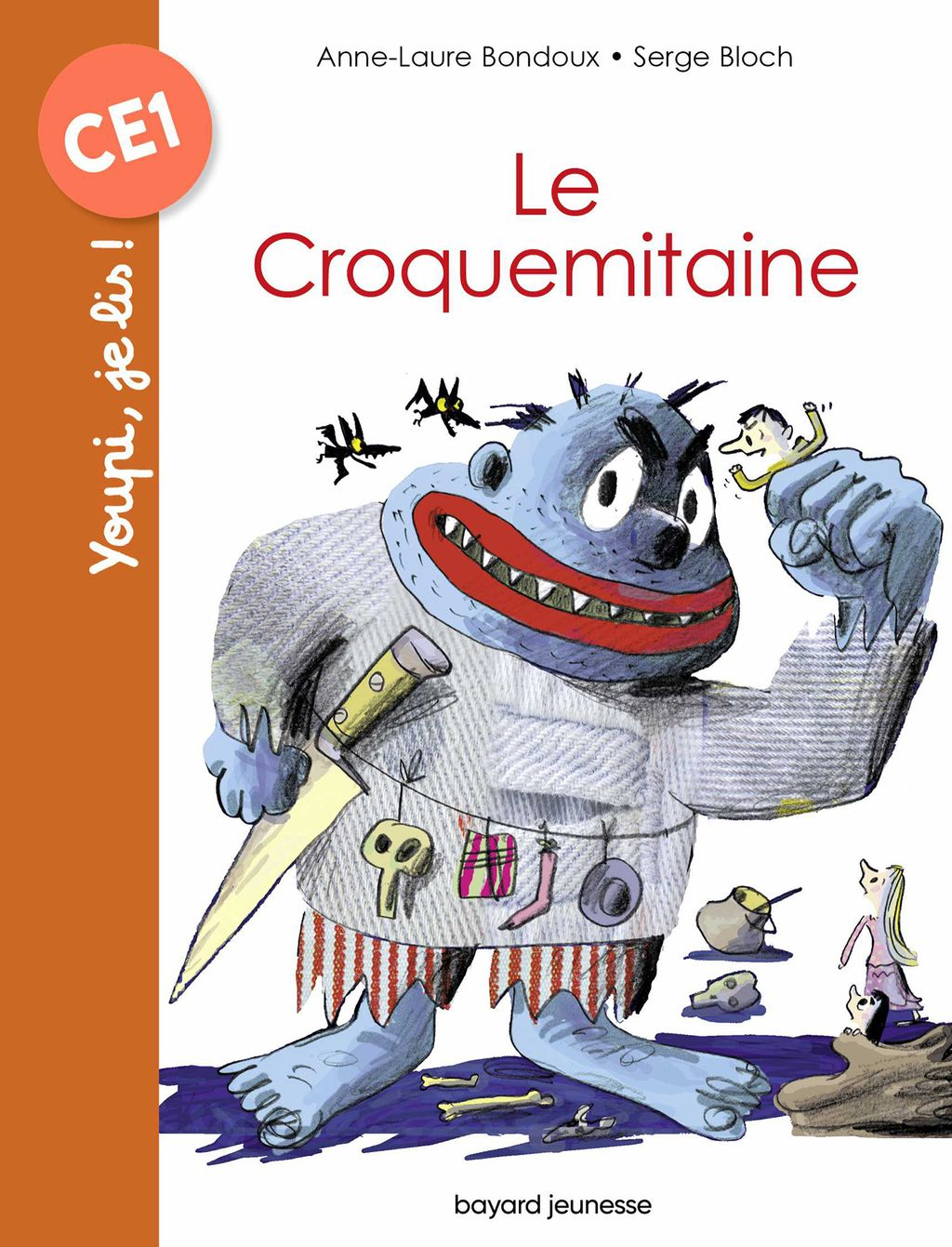 Couverture de « Le croquemitaine »