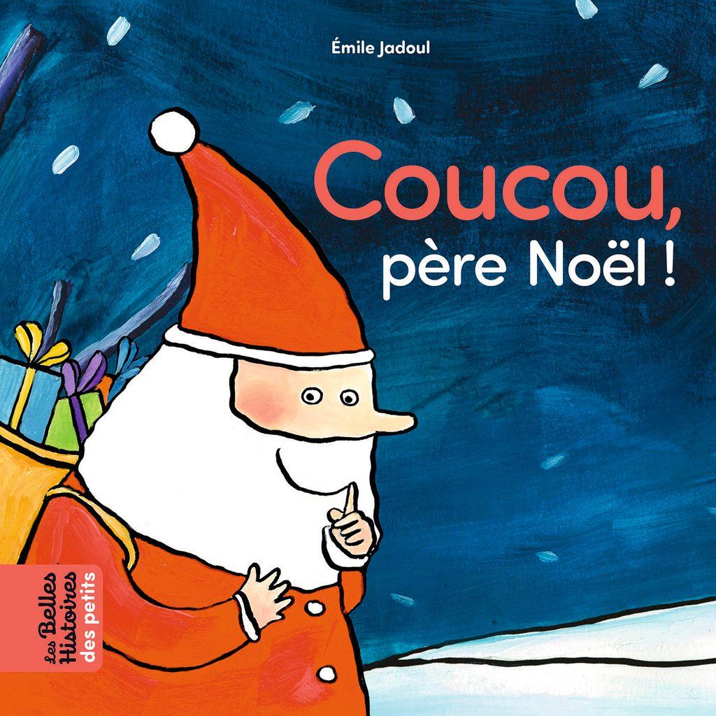Couverture de «Coucou, père Noël !»