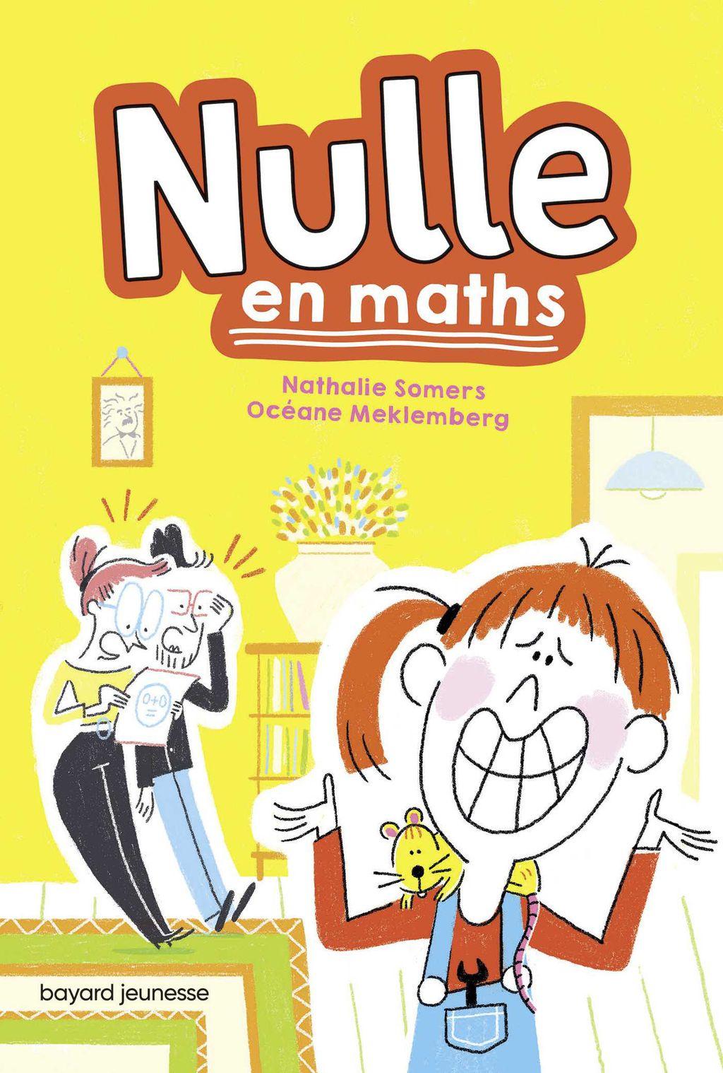 «Nulle en maths» cover