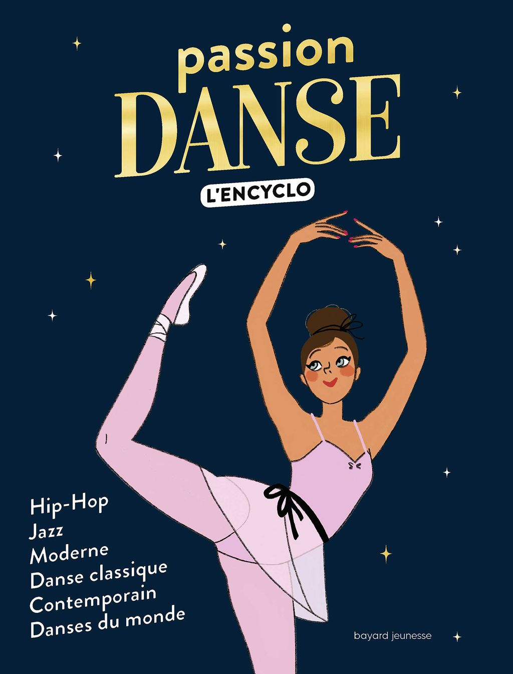 Couverture de « Passion DANSE l'encyclo »