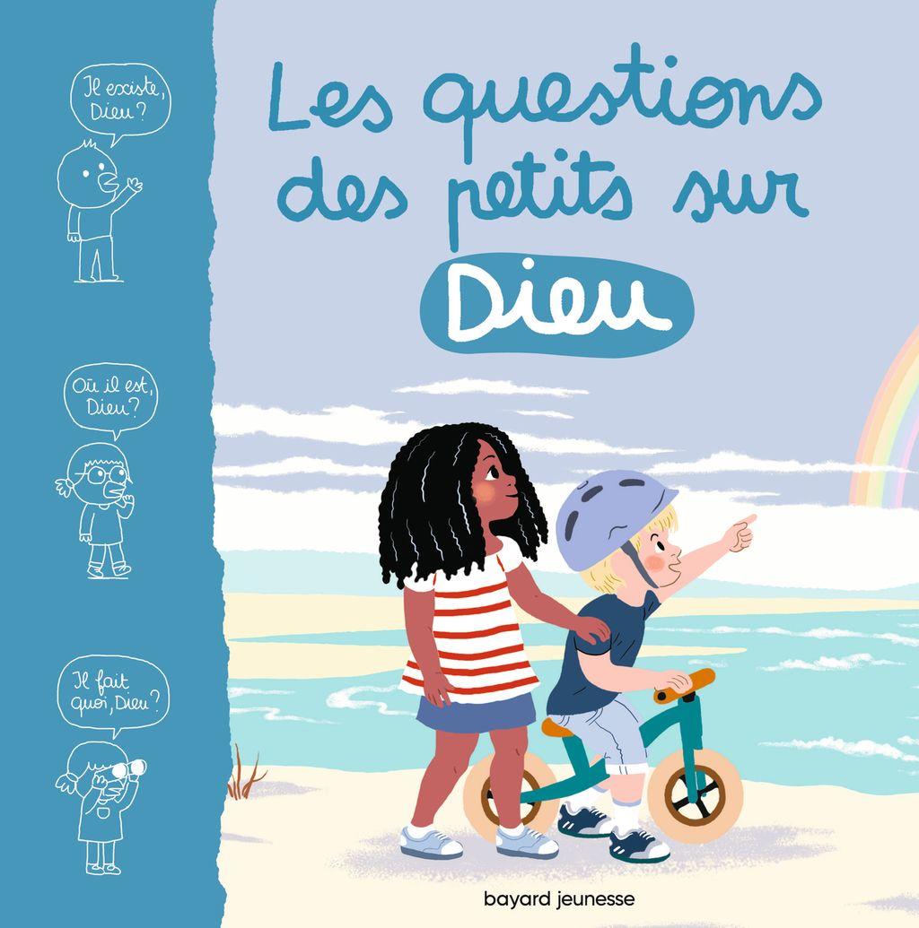 «Les questions des petits sur Dieu» cover