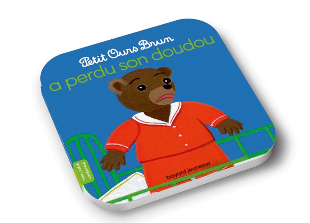«Petit Ours Brun a perdu son doudou» cover