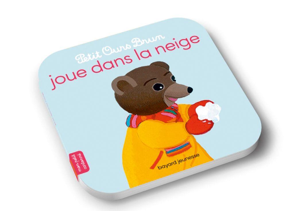 «Petit Ours Brun joue dans la neige» cover