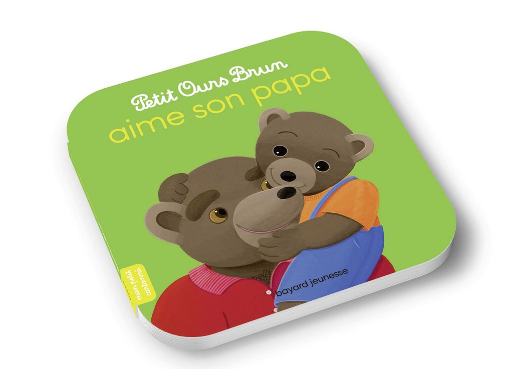 «Petit Ours Brun aime son papa» cover