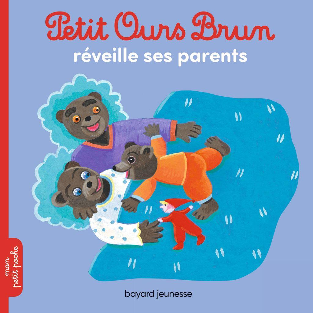 Couverture de «Petit Ours Brun réveille ses parents»