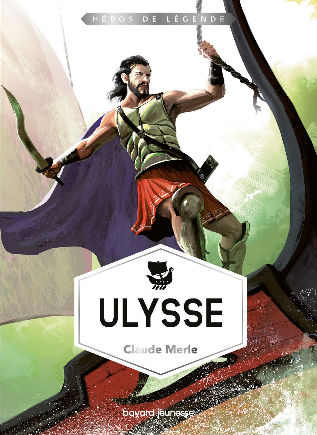 « Ulysse » cover