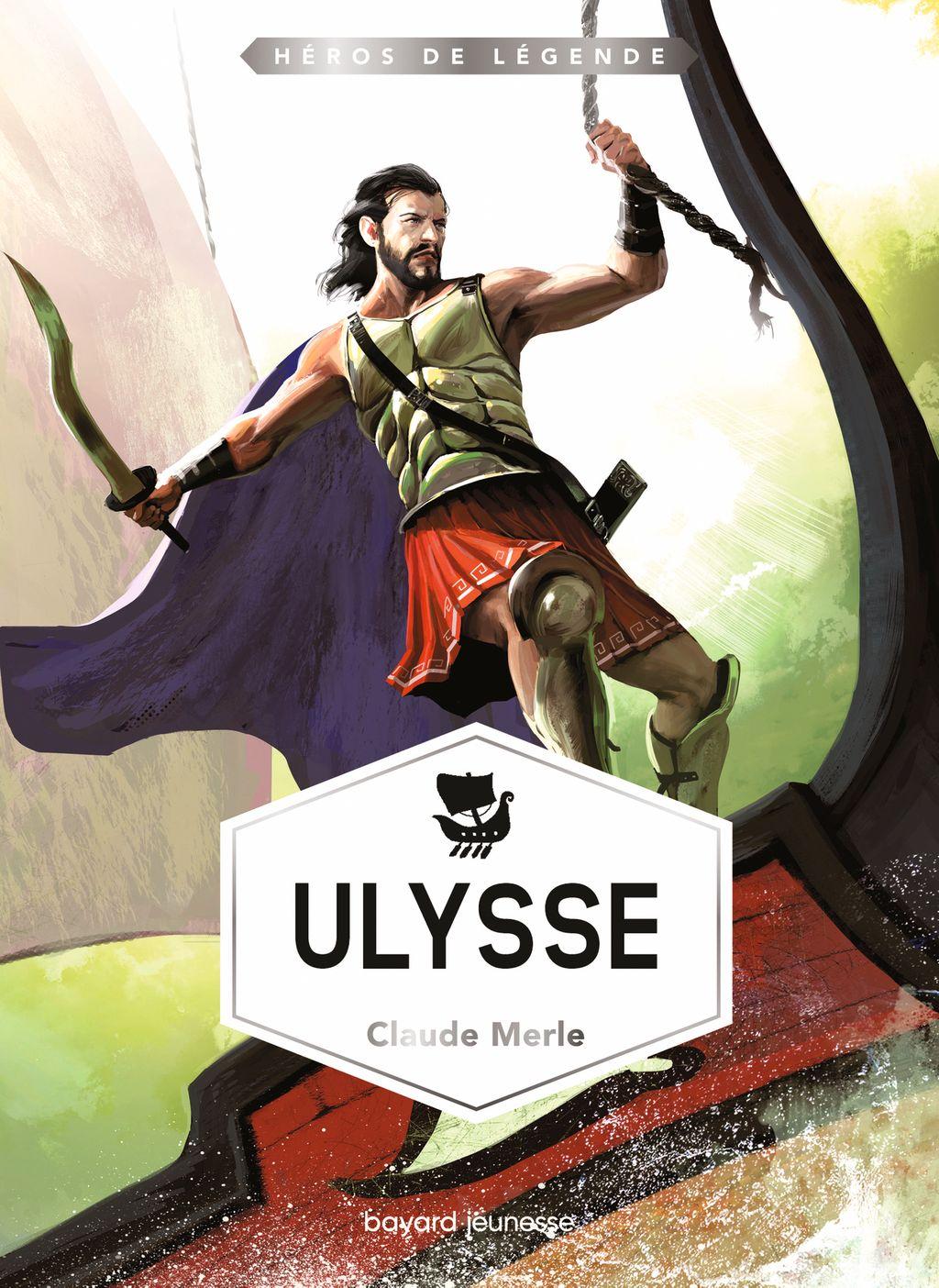 Couverture de «Ulysse»