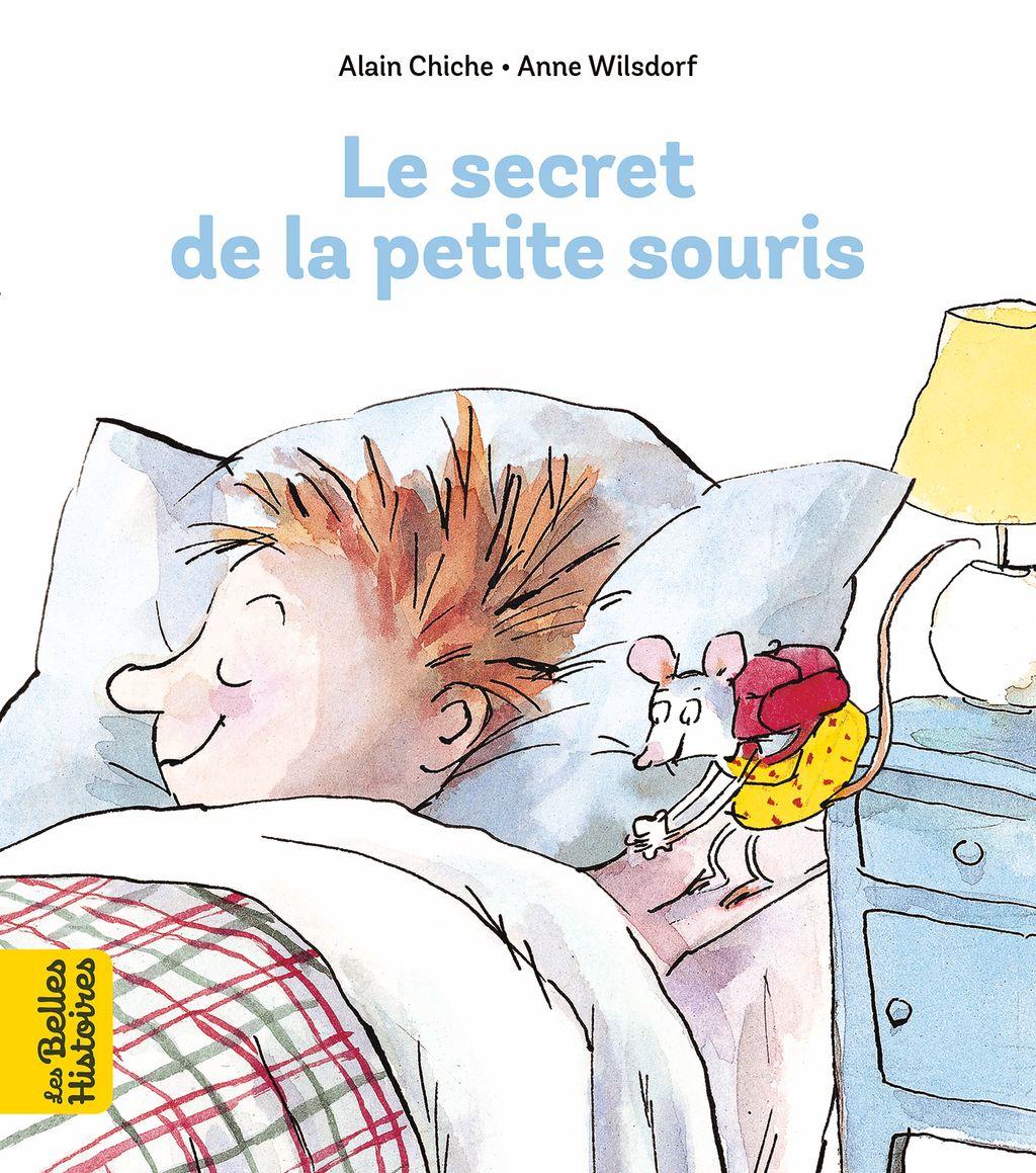 «Le secret de la petite souris» cover