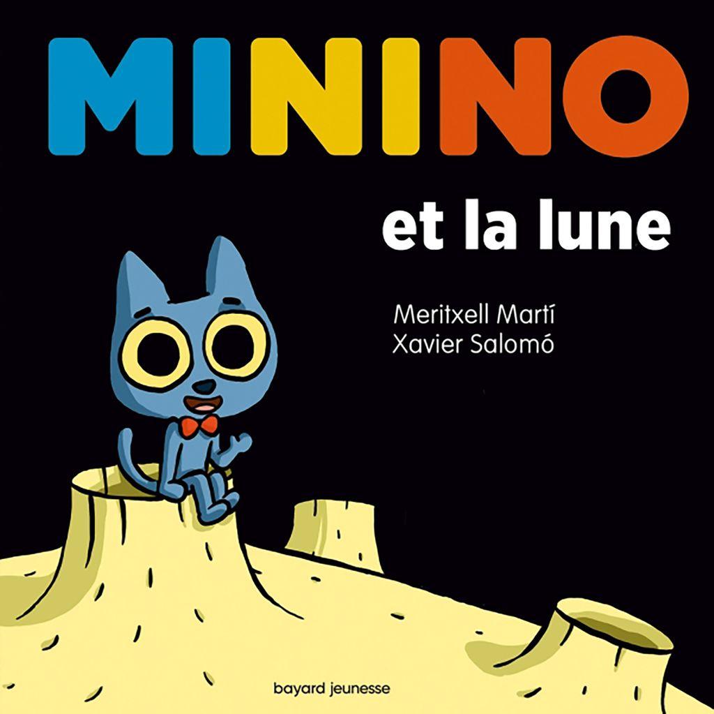 Couverture de «Minino et la lune»