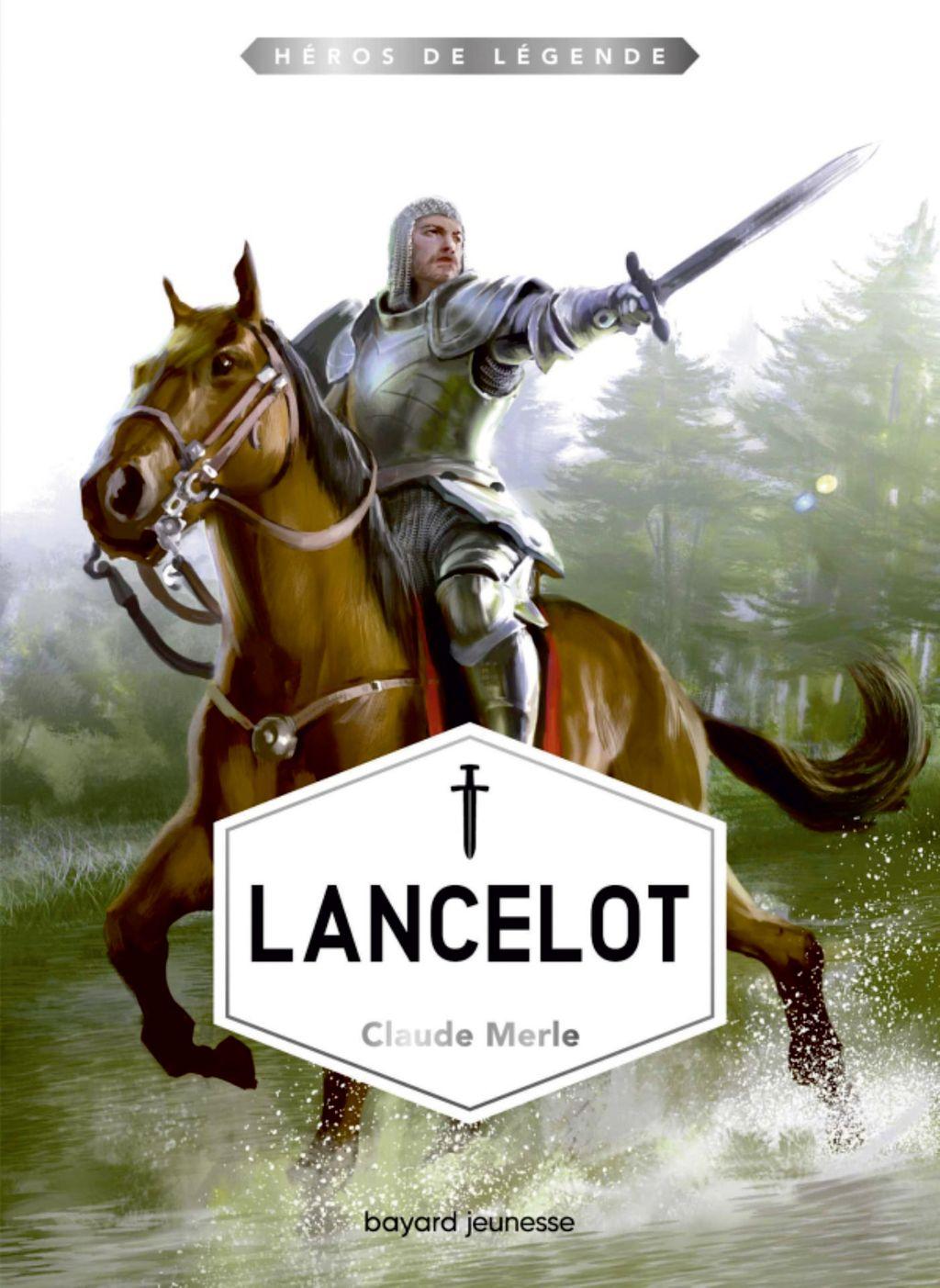 Couverture de «Lancelot»
