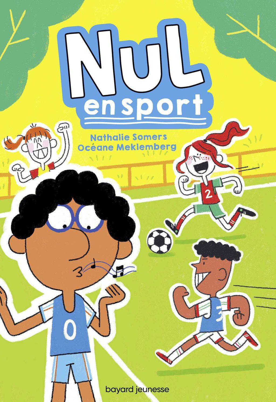 «Nul en sport» cover