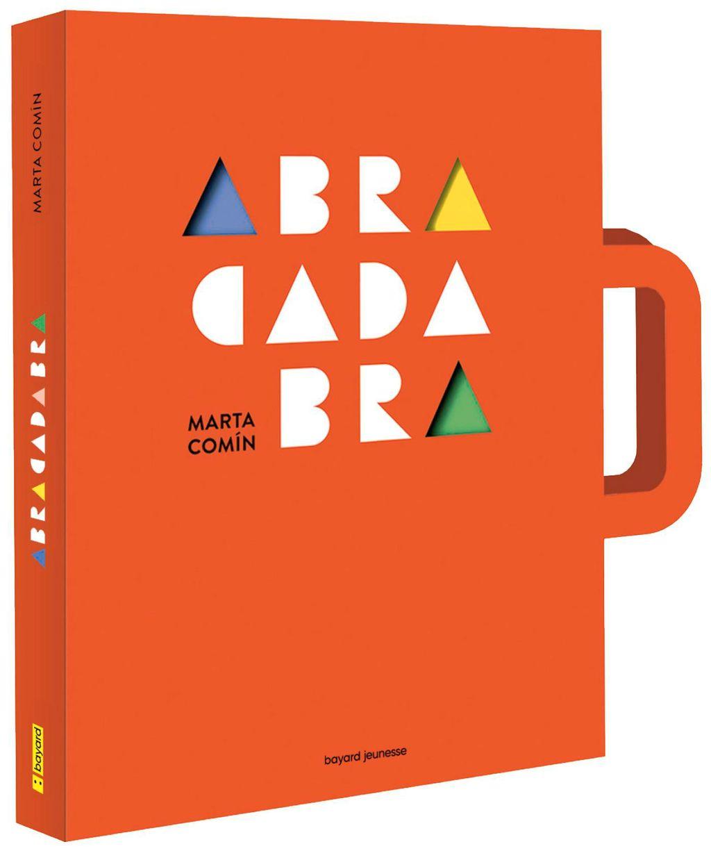 Couverture de «Abracadabra»