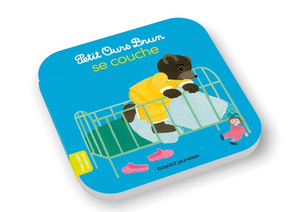 Couverture de «Petit Ours Brun se couche»