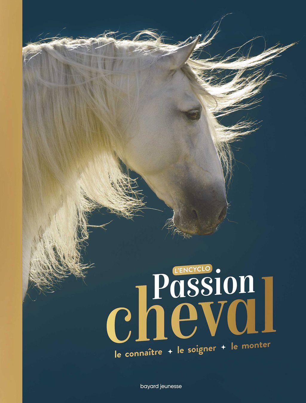 Couverture de «Passion cheval – L'encyclo»