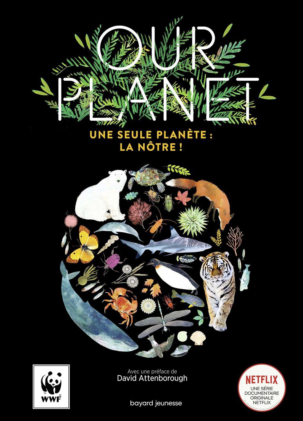 Couverture de «Our planet»