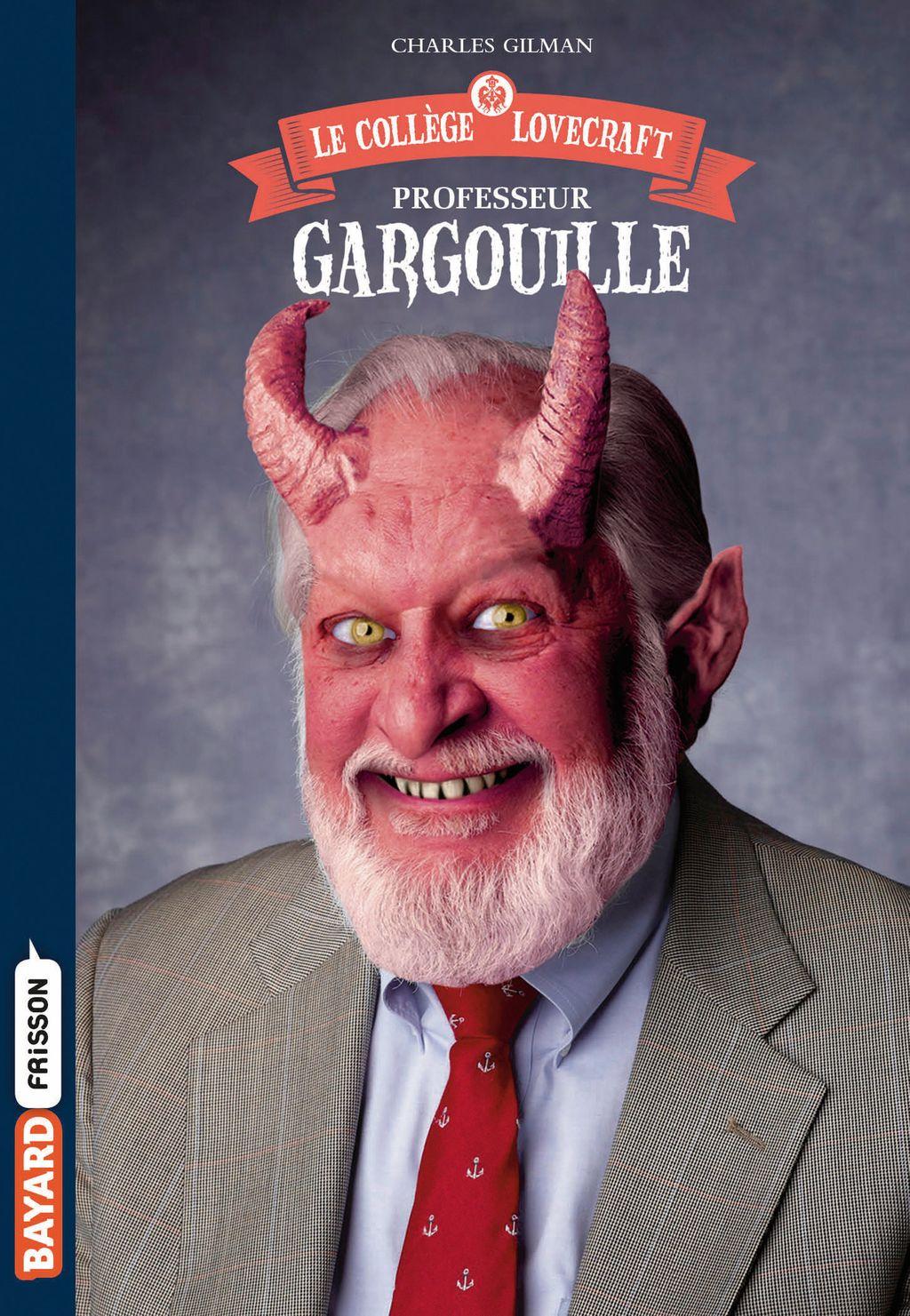 Couverture de «Professeur Gargouille»