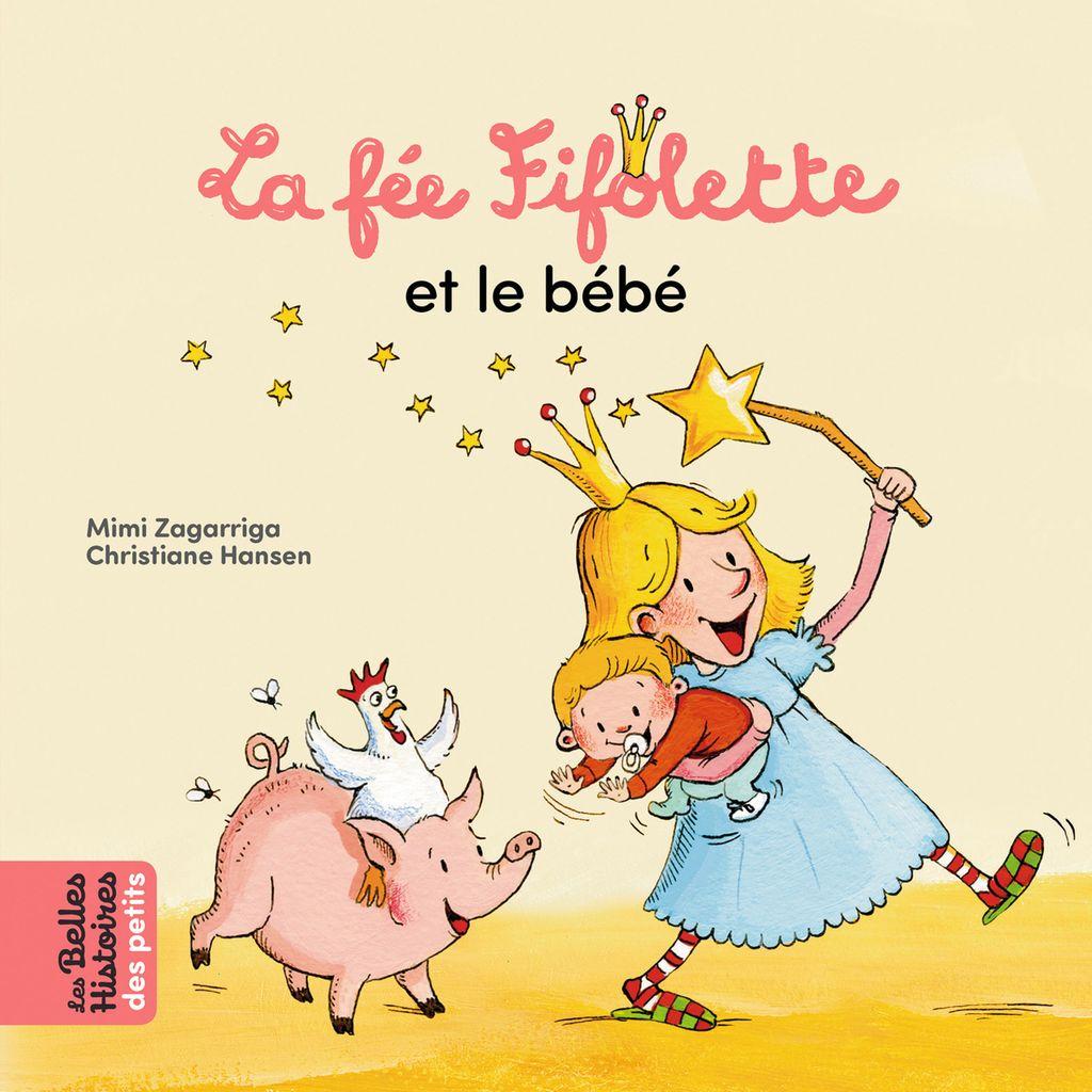 «La Fée Fifolette et le bébé» cover