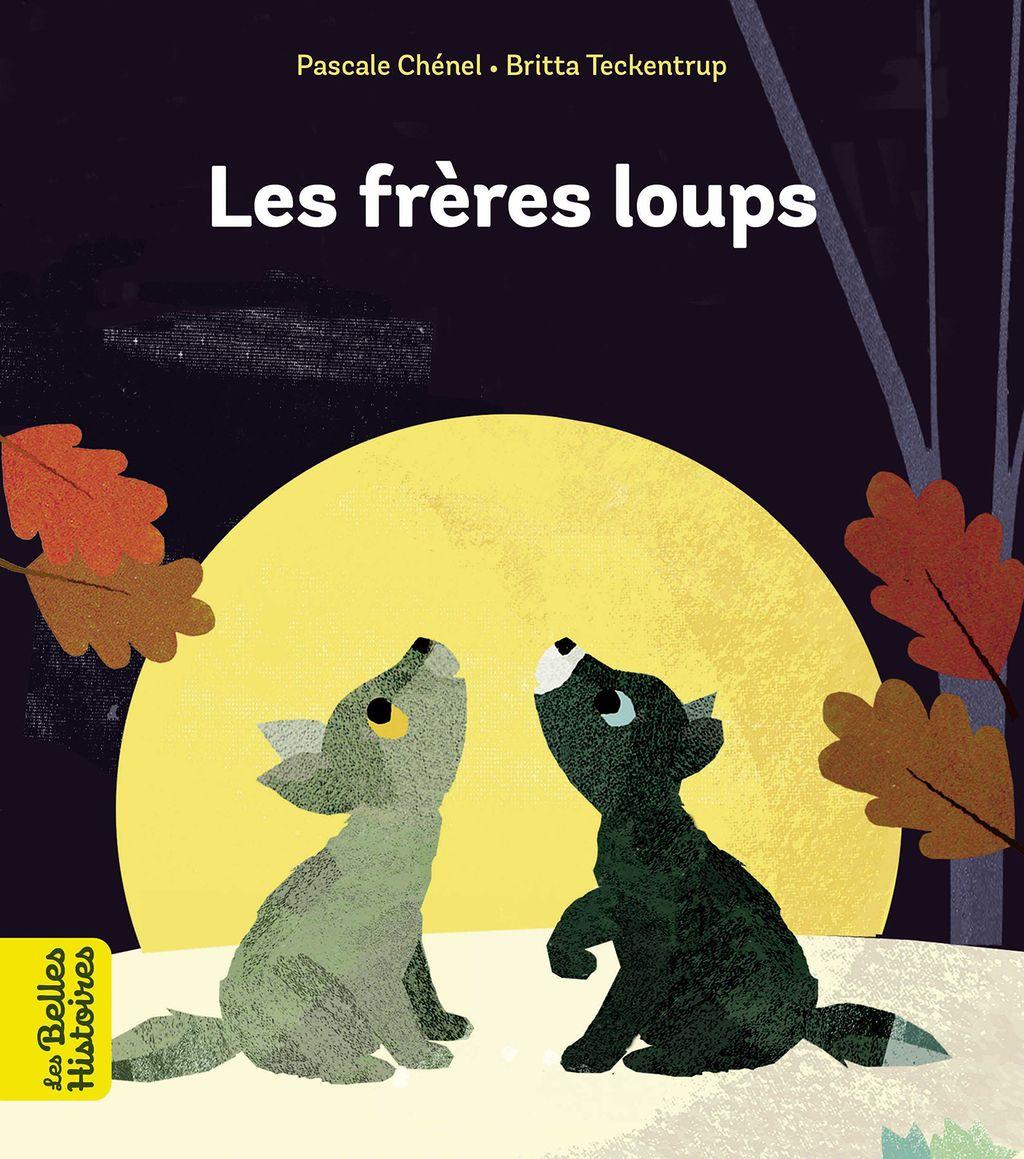 «Les frères loups» cover